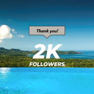 A million thank hugs and thank yous to everyone in our supportive community for getting us to 2,000 followers! Everything we do is for you, so we could not be happier to spend our time with you eating, drinking, and swimming our days away! We can't wait to see where the rest of this years take us.   Come down and say hello and get the Gracia experience first-hand. 🎉